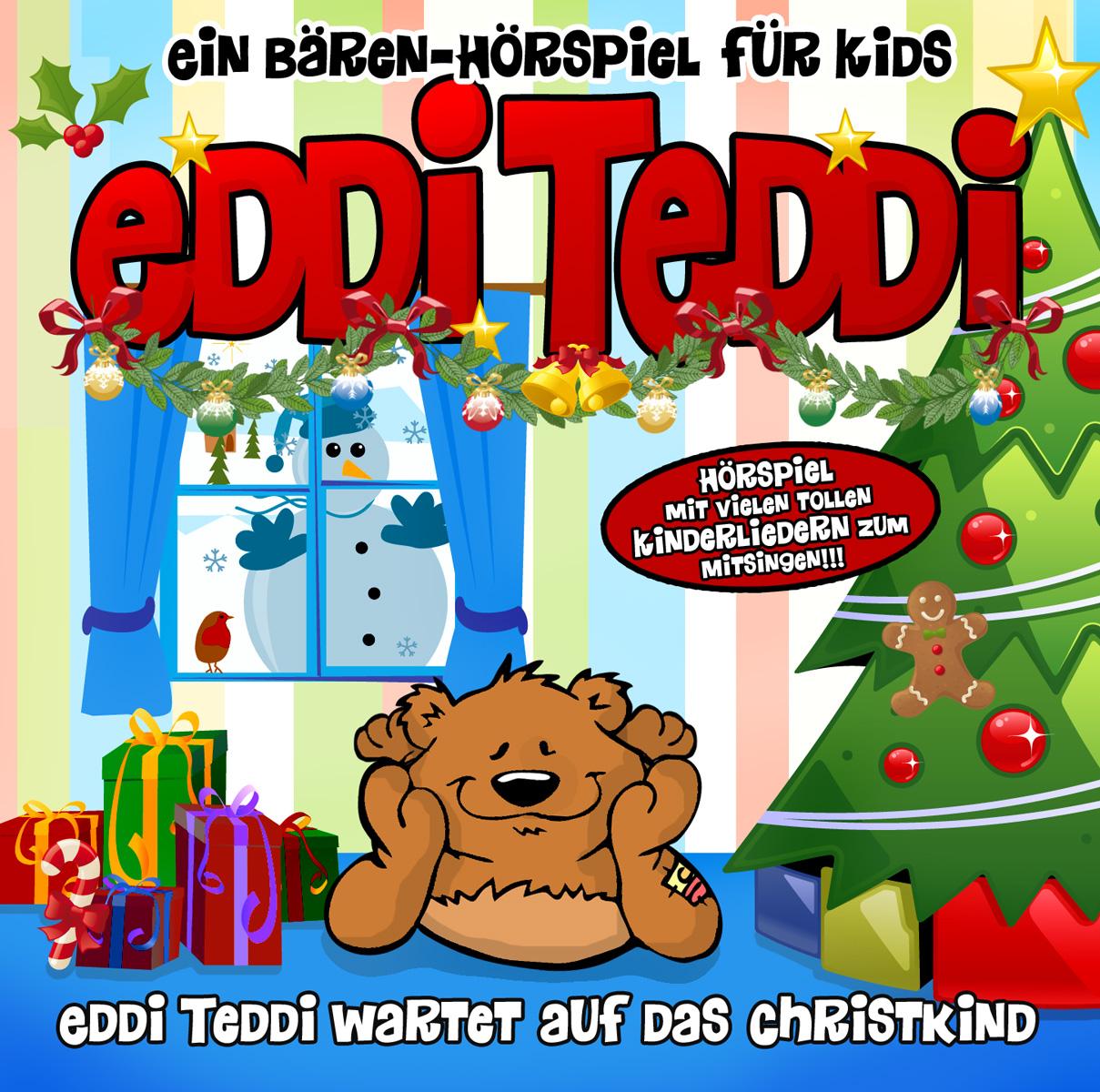 Eddi Teddi Wartet Auf Das Christkind
