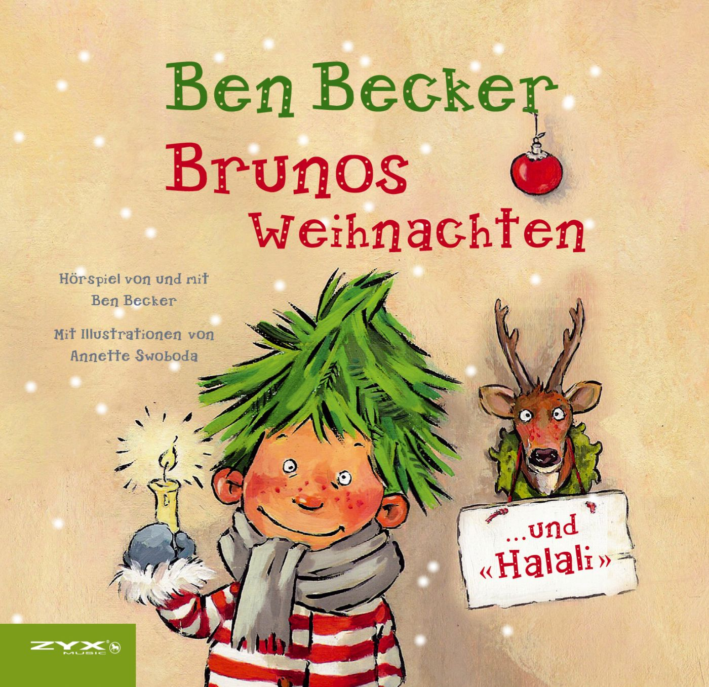 Brunos Weihnachten... Und Halali!